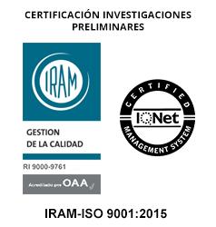 PROCUNAR cumple con los requisitos de la norma de calidad IRAM - ISO 9001:2015